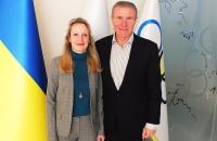 В НОК України відбулась зустріч з представниками роликового спорту